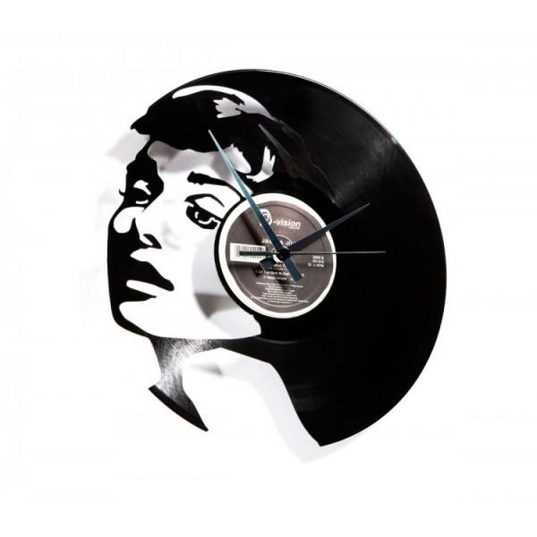 Stenska ura Disc'o'clock World Audrey Hepburn