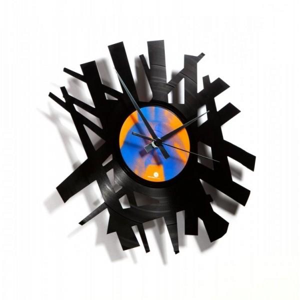 Stenska ura Disc'o'clock Big Bang