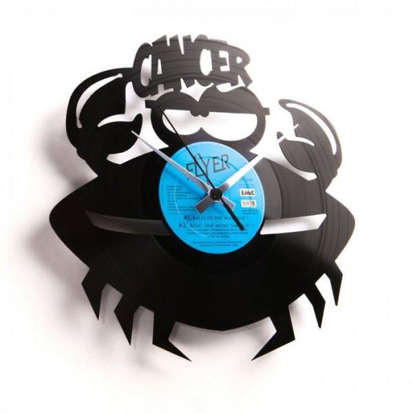 Stenska ura Disc'o'clock Cancer