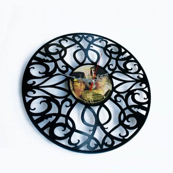 Stenska ura Disc'o'clock Deco
