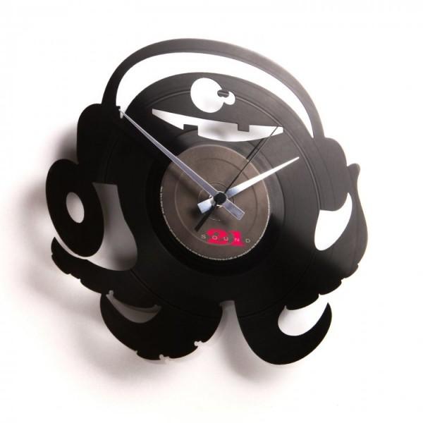 Stenska ura Disc'o'clock DJ Paily Po