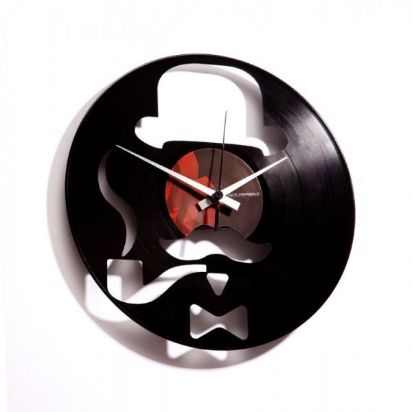 Stenska ura Disc'o'clock Harry
