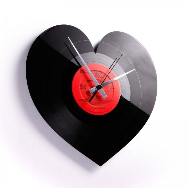 Stenska ura Disc'o'clock Heart