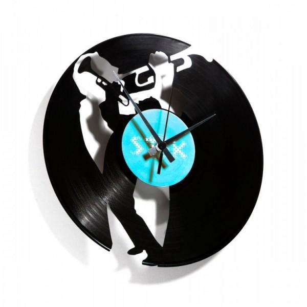 Stenska ura Disc'o'clock Jazz