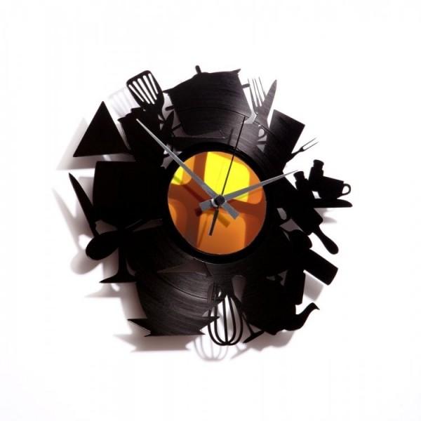 Stenska ura Disc'o'clock Kitchen Madness
