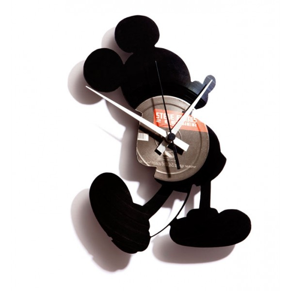 Stenska ura Disc'o'clock Mickey