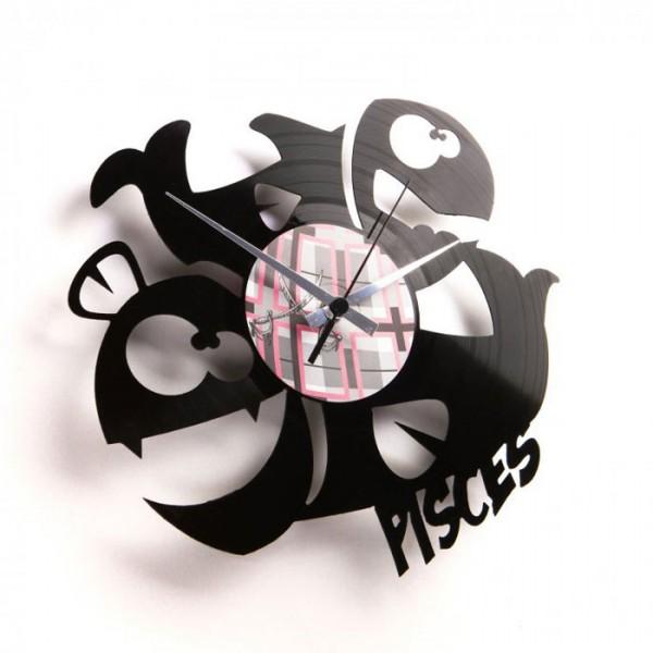 Stenska ura Disc'o'clock Pisces