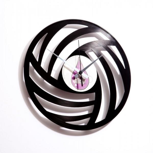 Stenska ura Disc'o'clock Pure Wool