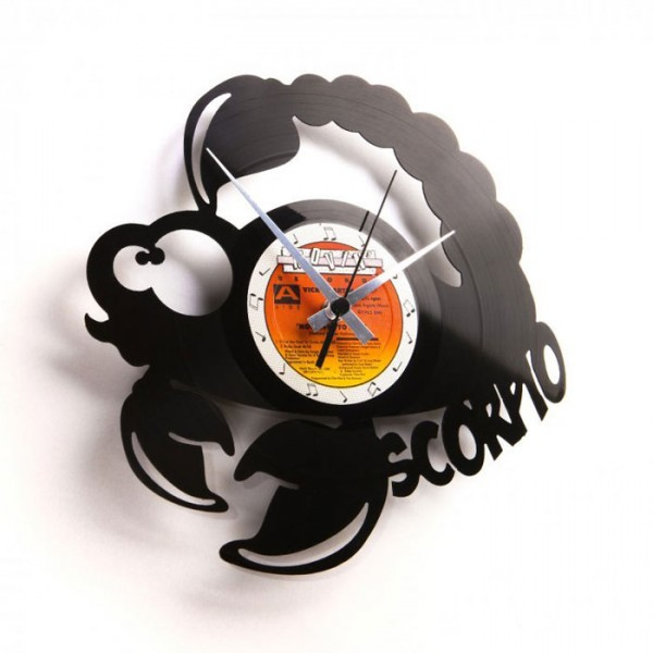 Stenska ura Disc'o'clock Scorpio