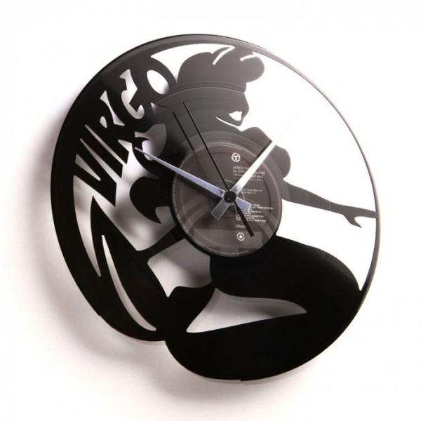 Stenska ura Disc'o'clock Virgo