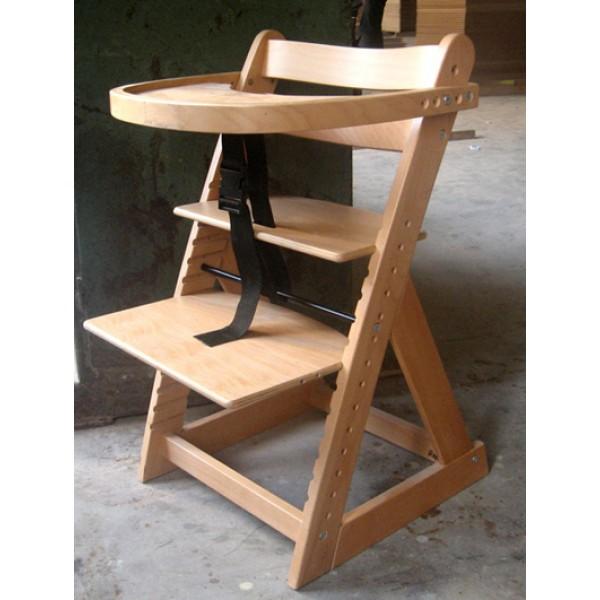 Stolček za hranjenje HARRO s snemljivo mizico