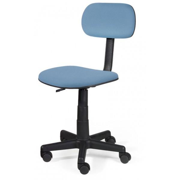 Pisarniški stol SANTI-2 (moder) - slika je simbolična