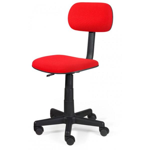 Pisarniški stol SANTI-2 (rdeč) - slika je simbolična