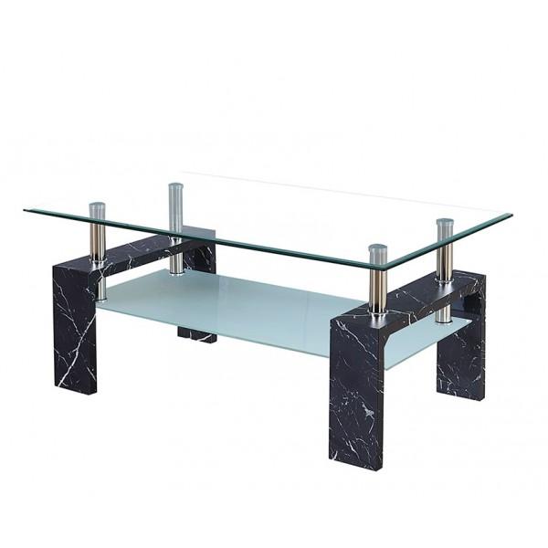 Klubska mizica Intro-Marmor