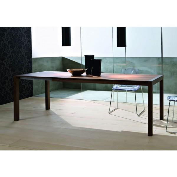 Jedilna miza Caleido: raztegnjena