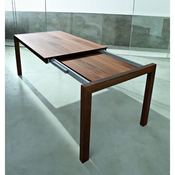 Jedilna miza Caleido: raztezanje 1. korak