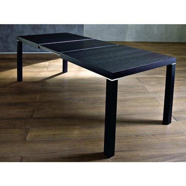 Jedilna miza City 160: raztezanje 3. korak