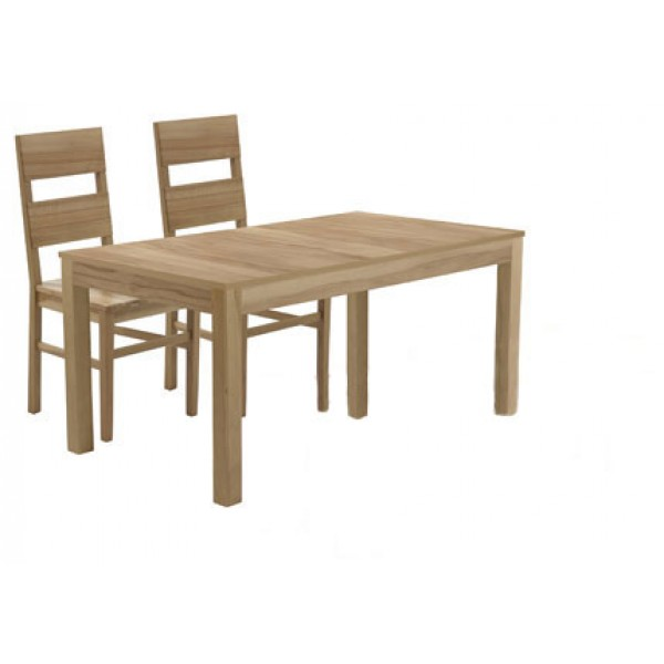 Jedilni set Bovec (miza + 4 stoli)