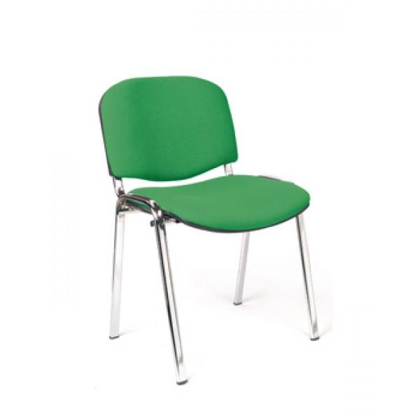 Konferenčni stol KS02 mikrotkanina: zelena