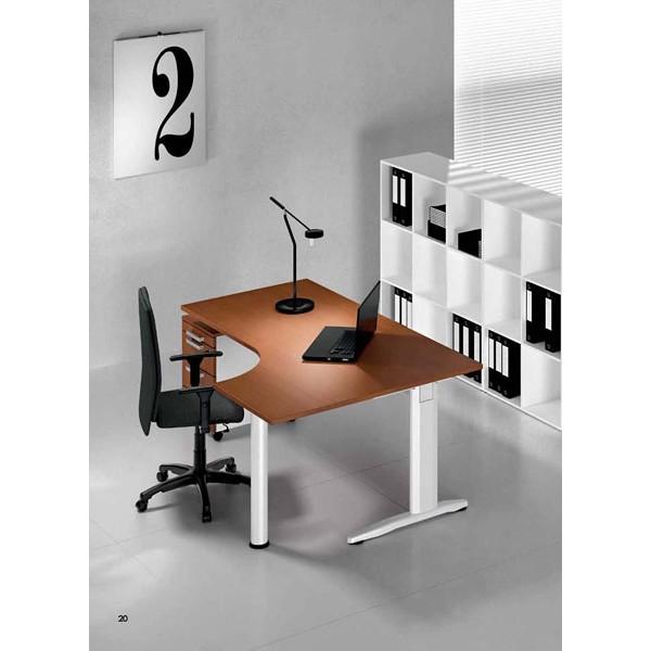 Kotna pisalna miza s predalnikom TK05-2