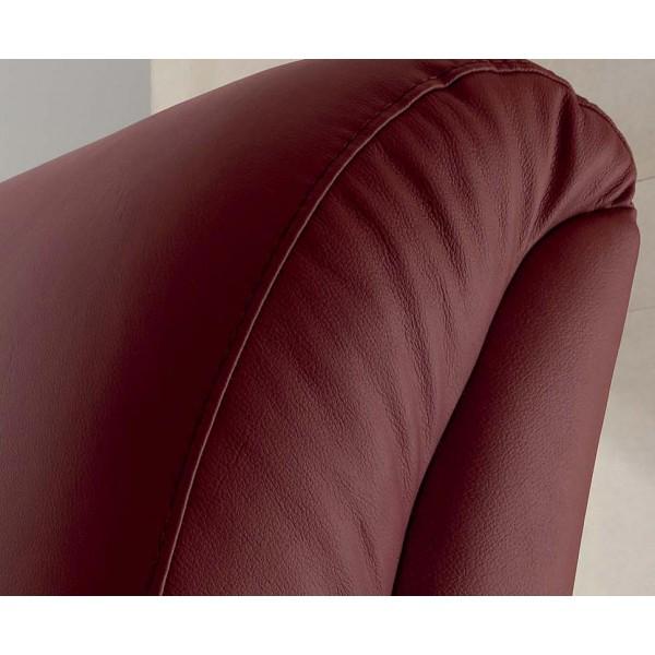 Sedežna garnitura Glenda - naslonjalo detajl