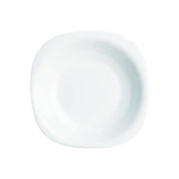 Krožniki Luminarc Carine Bela globoki (6 kosov)