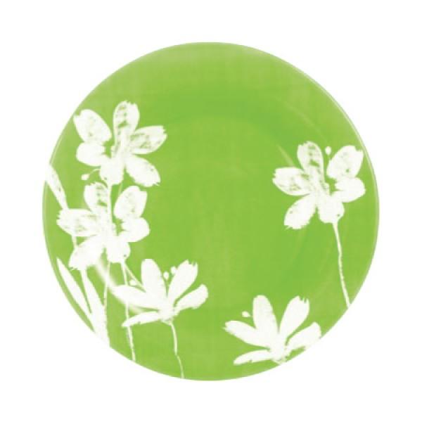 Krožniki Luminarc Cotton Flower plitvi (6 kosov)