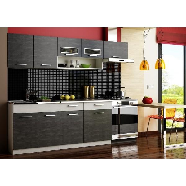 Kuhinjski element Moreno Platina D 80/S1