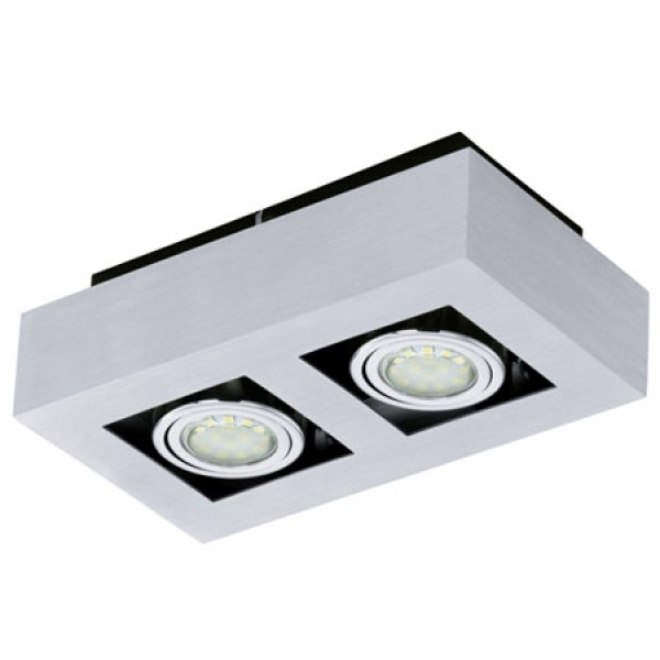 LED stropna/stenska svetilka Loke 1 91353