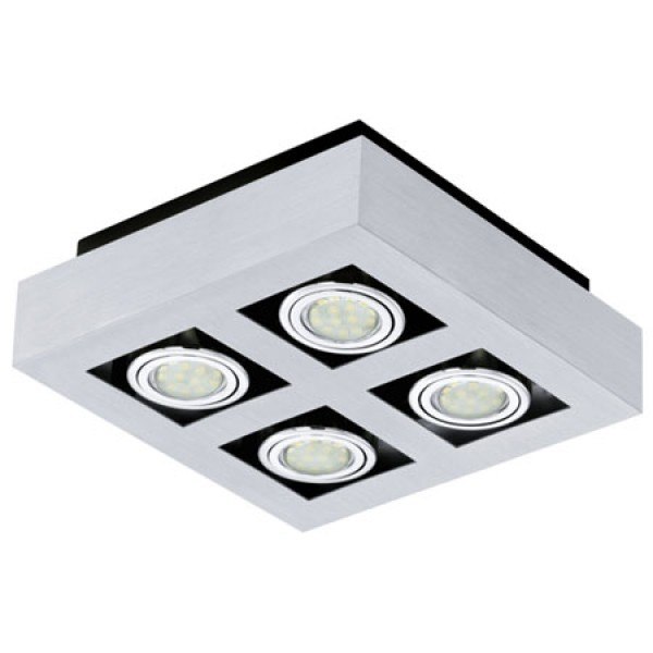 LED stensko/stropna svetilka Loke 1 91355