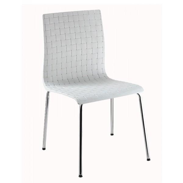 Nakladalni stol Slimy: bela