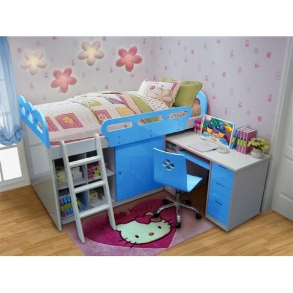 Otroška soba NINO (modra)