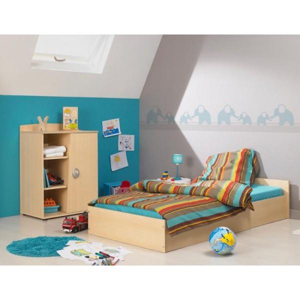Otroška postelja - breza