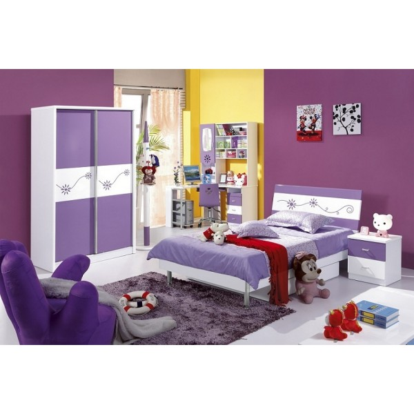 Otroška soba PURPLE