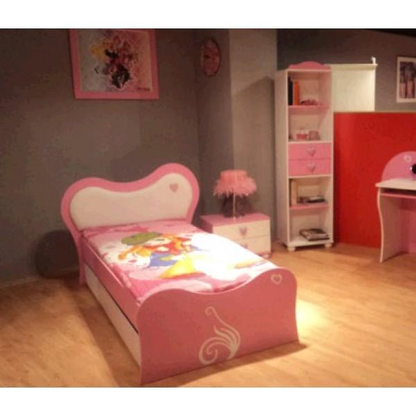 """Otroška postelja """"DAISY"""" (slika je simbolična)"""