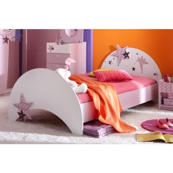Otroška postelja Fairy (90x200) - RAZPRODAJA