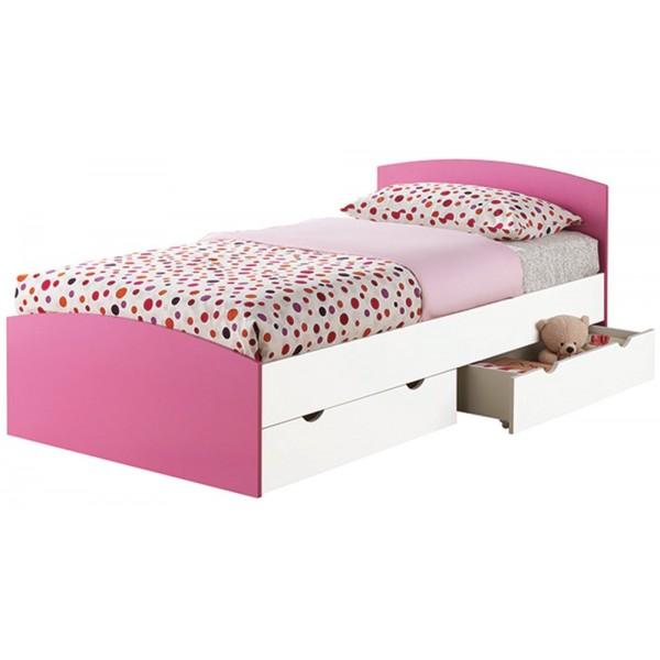 Otroška postelja Strumfeta 120x200 - EKSPONAT