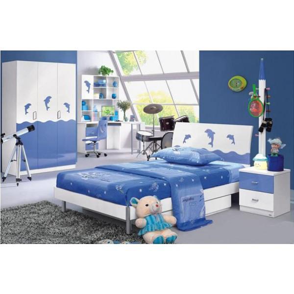 Otroška soba DELFIN (slika je simbolična)