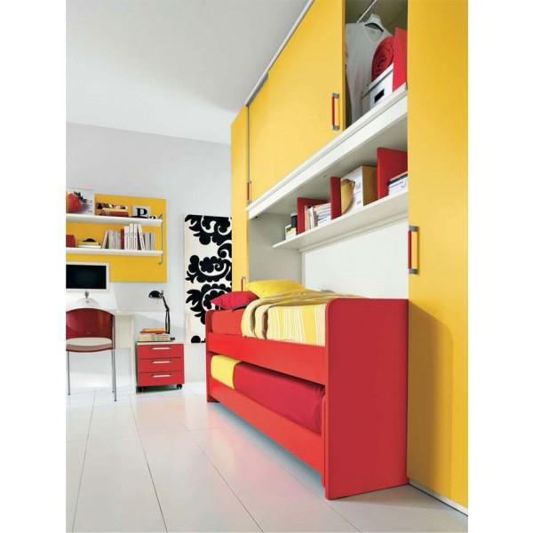Otroška soba Eresem Volo V132: detajl