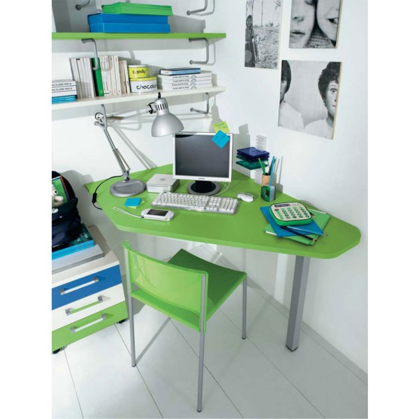 Otroška soba Eresem Volo V126: detajl pisalna miza Poli L