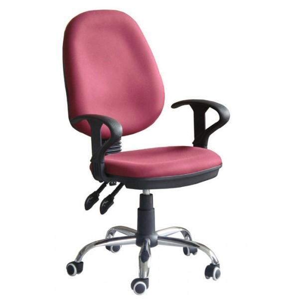 Pisarniški stol K-5102D (blago, več barv)