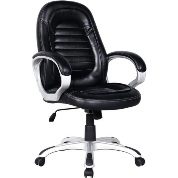 Pisarniški stol K-8209 črn