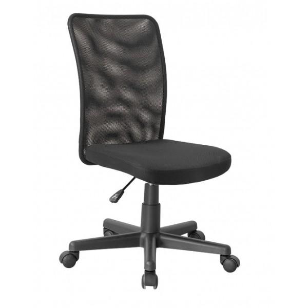 Pisarniški stol NI25: črna