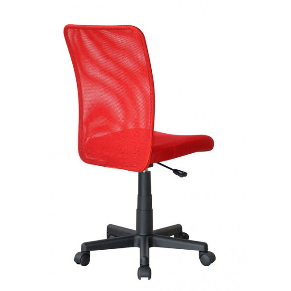 Pisarniški stol NI25: rdeča