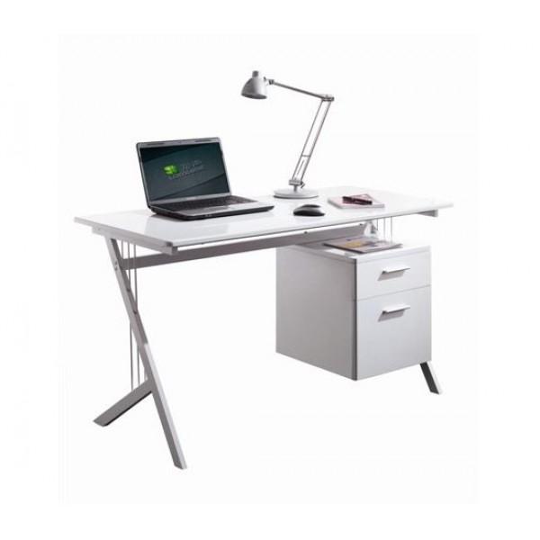 Računalniška miza Yolly (visoki sijaj)