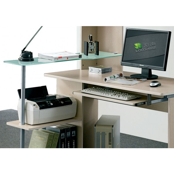 Računalniška miza FUR20: detajl