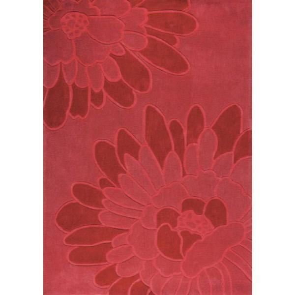 Preproga Vivace Floreal Red (dimenzij: 140x200 in 160x230)