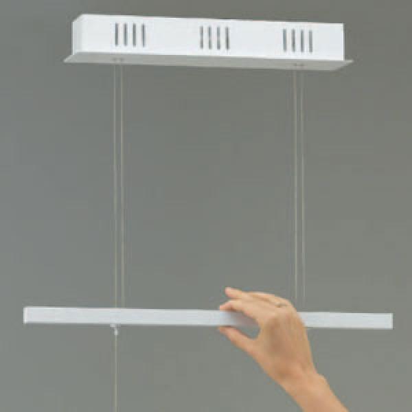 LED lestenec Salvo 91077 - regulator višine
