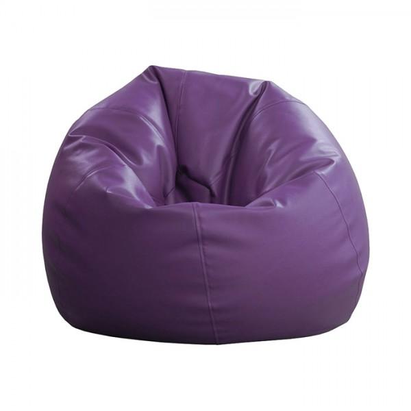 Sedalna vreča Lazy bag (XXL) - lila