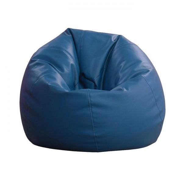 Sedalna vreča Lazy bag (XXL) - modra